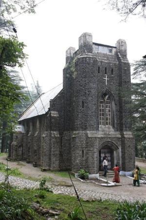St. Johns Church Dharamsala