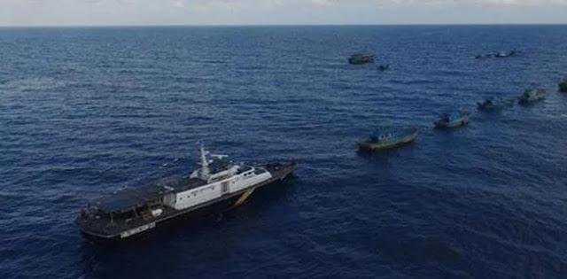 China Bersikeras Tentang Natuna, TNI Pun Siap Siaga