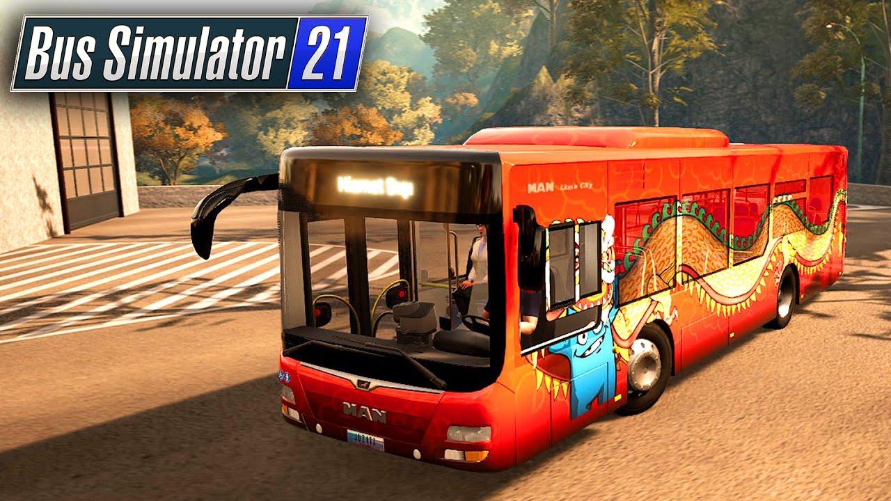 تحميل لعبة محاكي الباصات