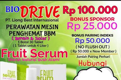 Bisnis Bio Drive Indonesia WA 081.626.8997