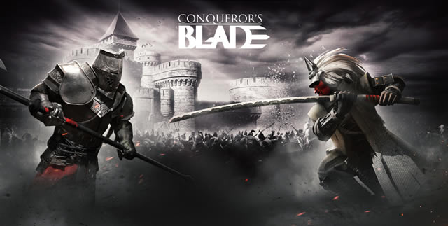 conquerors blade Best free games