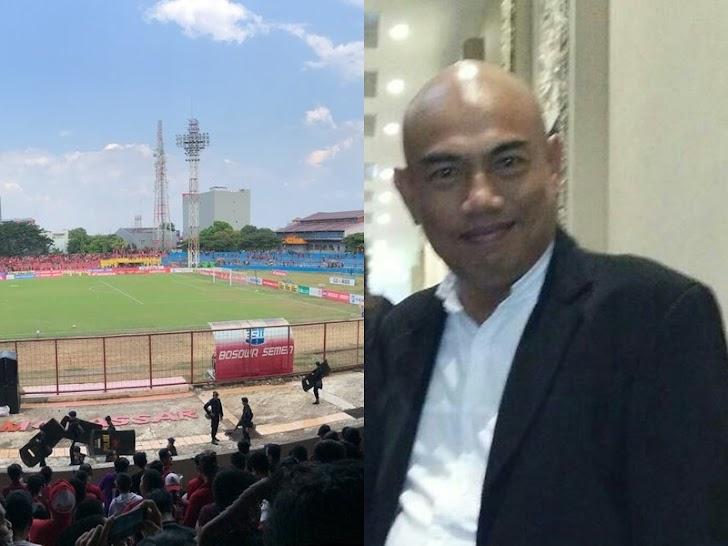Muhammad Sanrego, Serahkan Pada Pemerintah Mengenai Kepemilikan Tanah Stadion Mattoangin Makassar