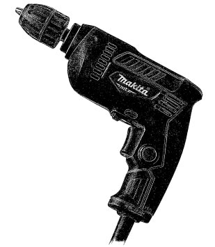 Electric drill definitely helps in financial management at home since you save colossal amount of money in home fixes by DIY.