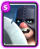 Nova Carta Executor no Clash Royale