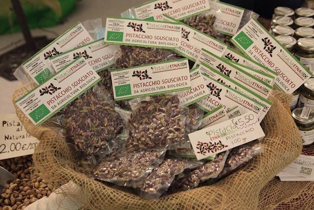 pistacchio di bronte biologico sicilia