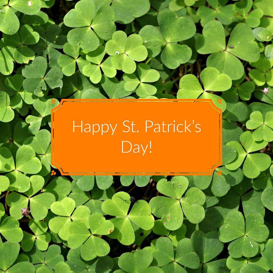 St. Patrick's Day Wishes For Facebook