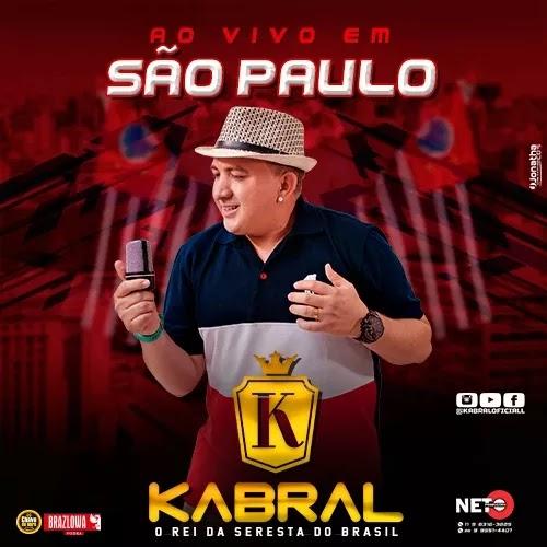 Kabral - O Rei da Seresta - São Paulo - SP - 2020