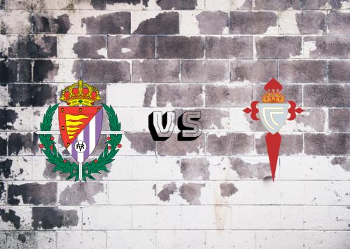 Real Valladolid vs Celta de Vigo  Resumen