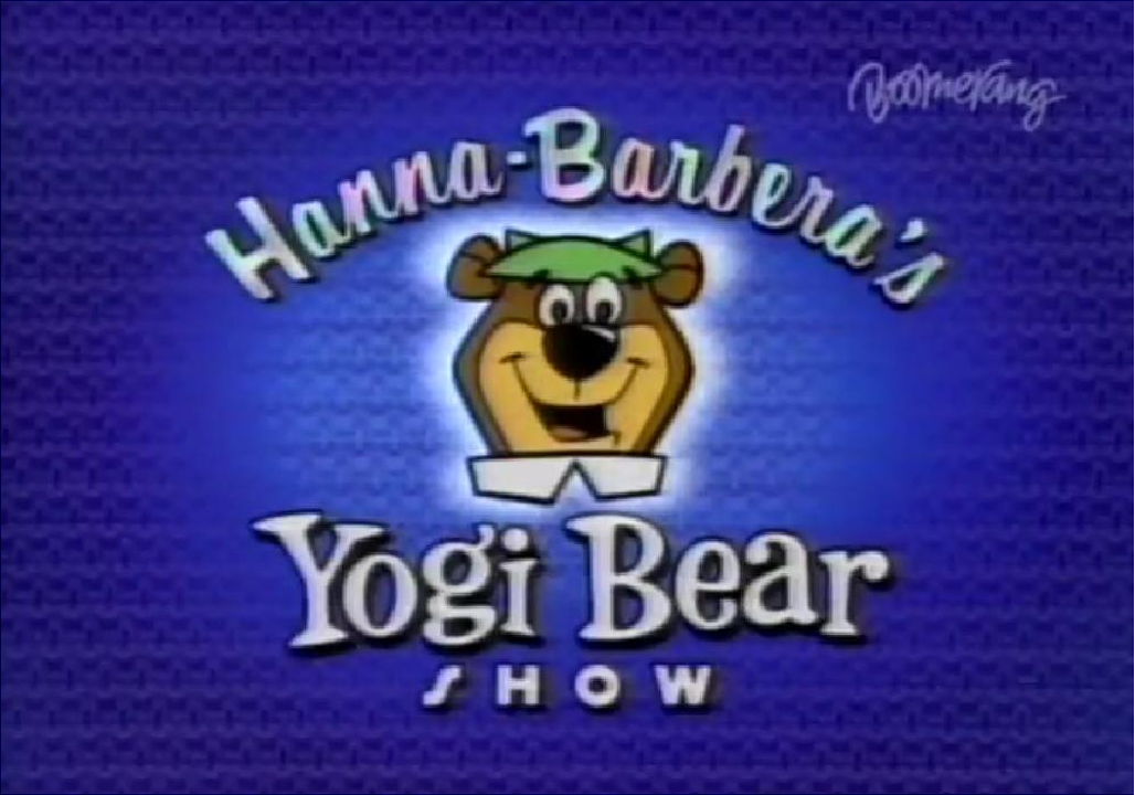 Bear Yogi Bear Show Grin