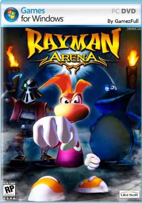 Rayman Arena M PC Full Español