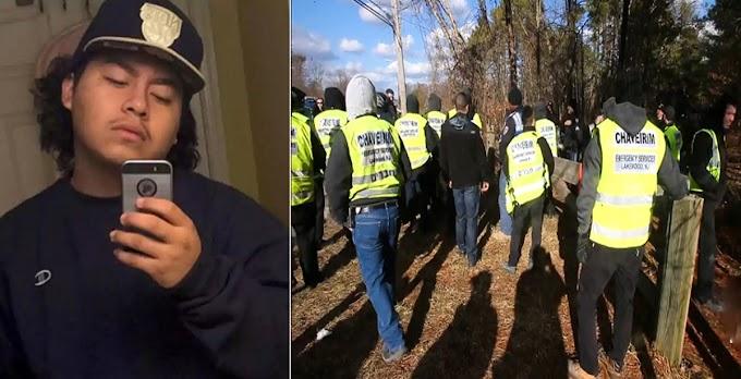 Encuentran asesinado  en parque de NJ estudiante dominicano desaparecido en enero