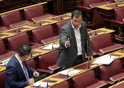 Β. ΓΙΟΓΙΑΚΑΣ: Σοβαρό πρόβλημα με τα αγριογούρουνα στην Θεσπρωτία - Ερώτηση στη βουλή