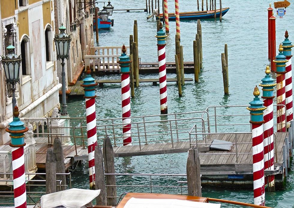 Detalle de Venecia