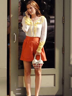 Silk and Spice: Get The Look: Gossip Girl Style - Blair ...