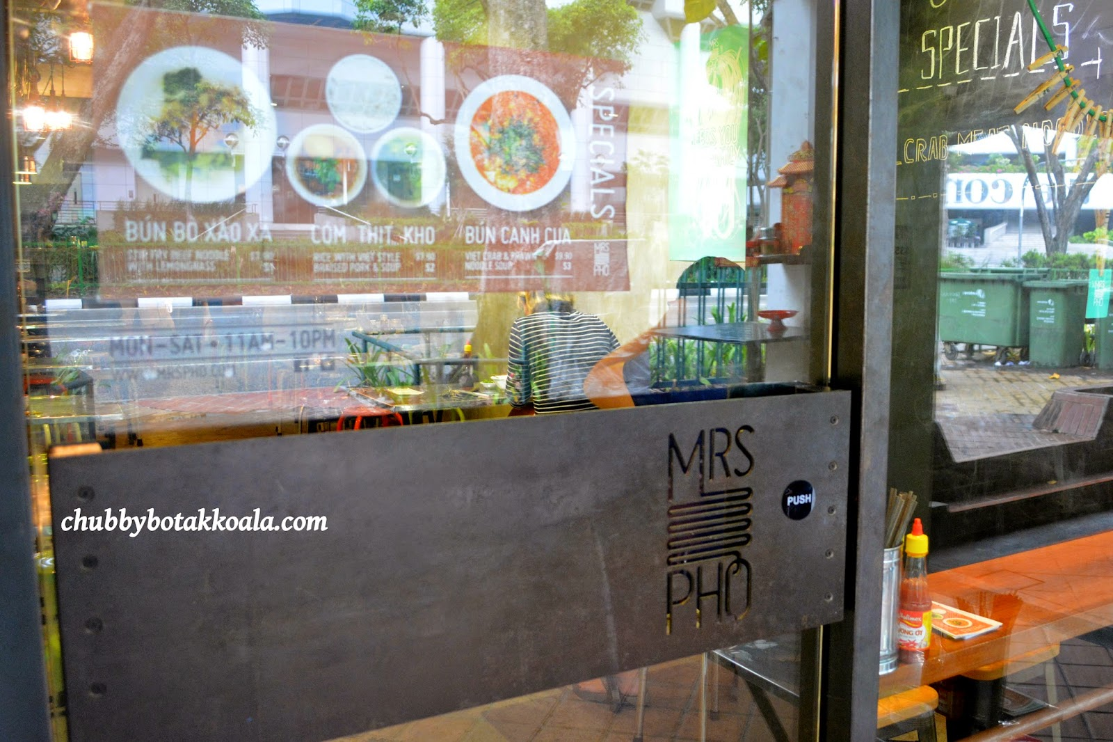 Chubby Botak Koala - Singapore Food Blog, Travel and Lifestyle: 2014