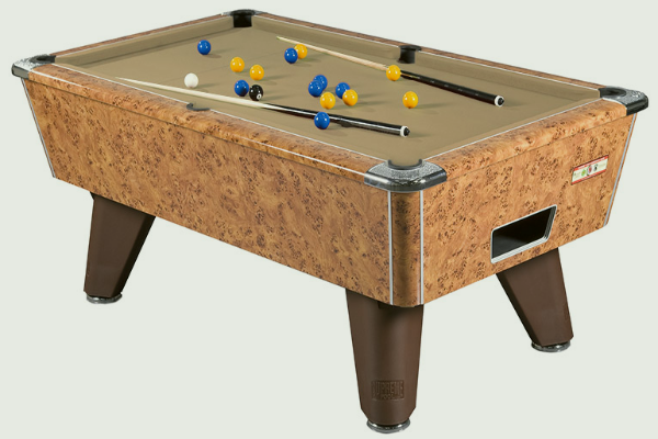 blackball pool table