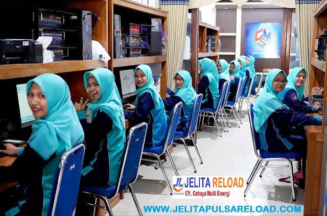 Jelita Reload Server Pulsa Termurah