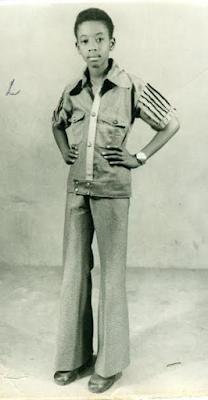 Epic throwback photo of Emir of Kano, Sanusi Lamido Sanusi
