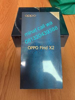 Jual oppo Find X 2 pro bm original