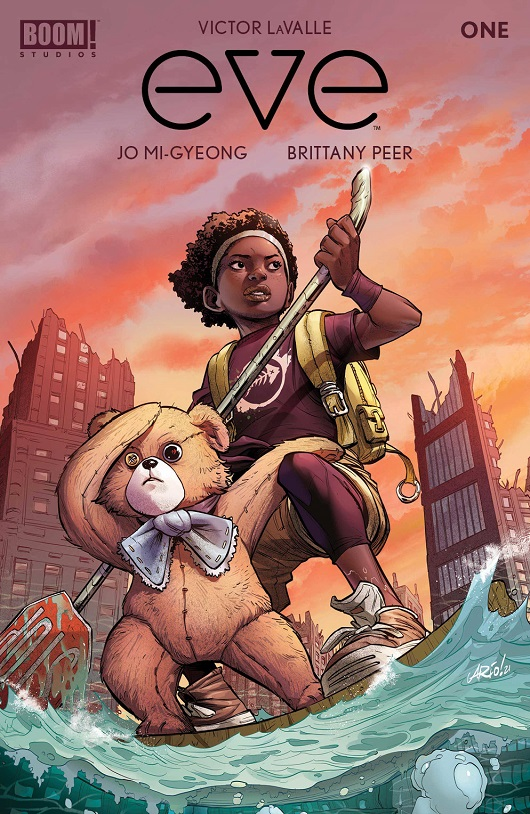 Cover of Eve #1