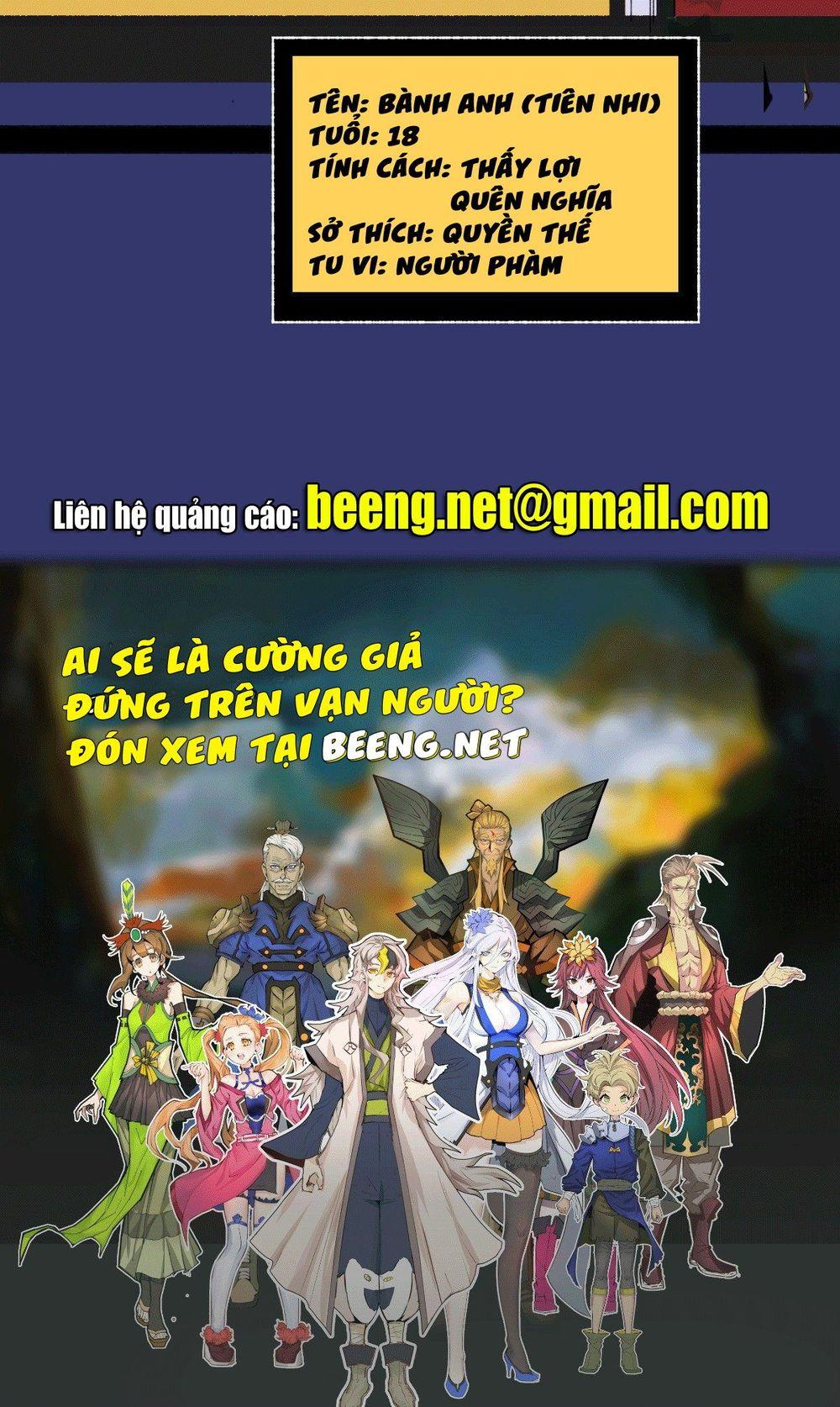 Vạn Nhân Chi Thượng  Chapter 0 - upload bởi truyensieuhay.com