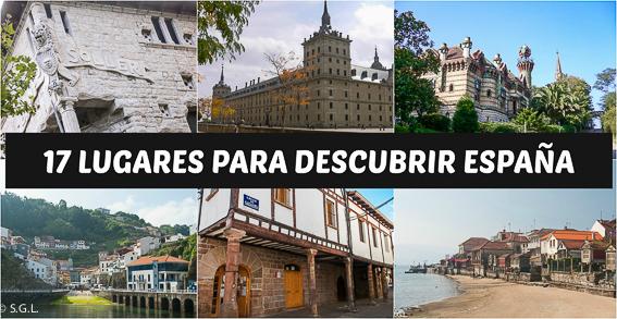 17 lugares para descubrir España