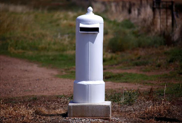 صور: أغرب أشكال صناديق البريد !
