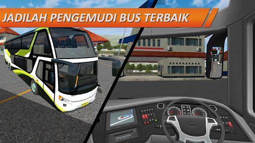 Simulasi menjadi pengemudi bus