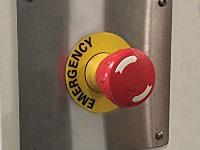 Nút dừng khẩn cấp buồng tắm khí