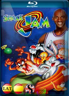 Space Jam: El Juego del Siglo (1996) REMUX 1080P LATINO/ESPAÑOL/INGLES