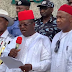 South East Governors Float New Security Outfit to Tackle Insecurity in Igboland Called 'Ebube Agu'