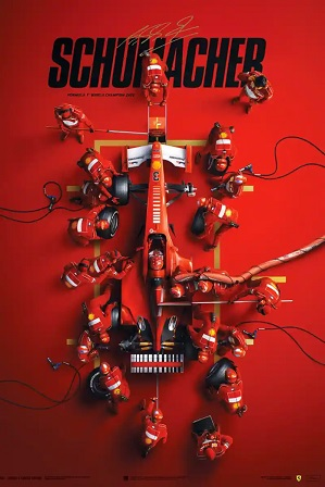 Schumacher (2021) 350MB Full Hindi Dual Audio Movie Download 480p WebRip