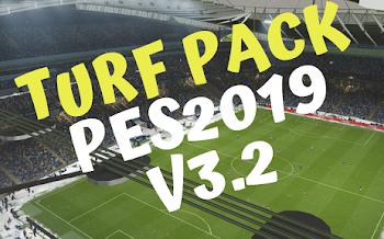 Turf Pack V3.2 | DLC3.0 | PES2019 | PC | By Endo
