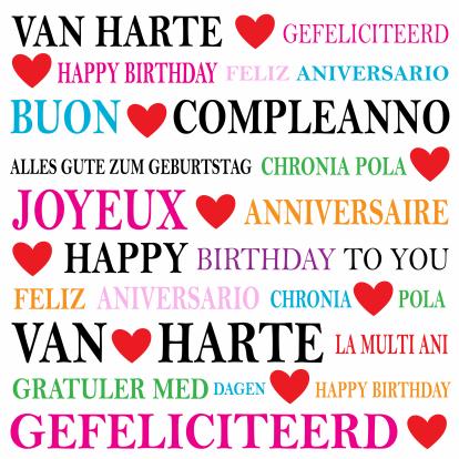 gefeliciteerd in talen xX_Kimm_Xx: Maikel 22 gefeliciteerd in talen