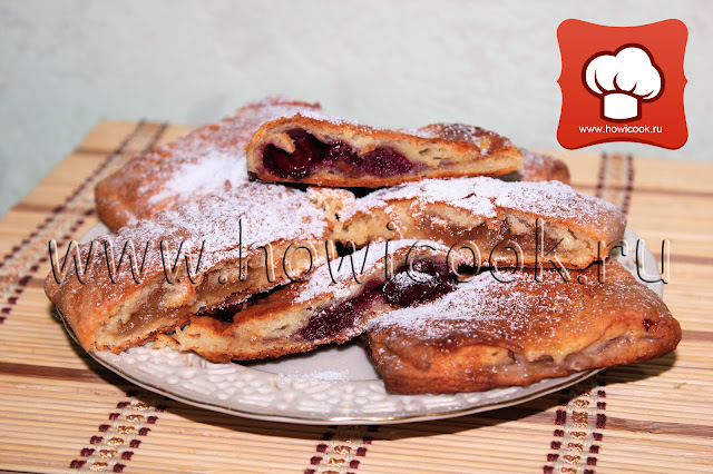 рецепт вкусного печения с рикотой
