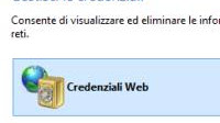 Se Internet Explorer non ricorda le password di accesso ai siti