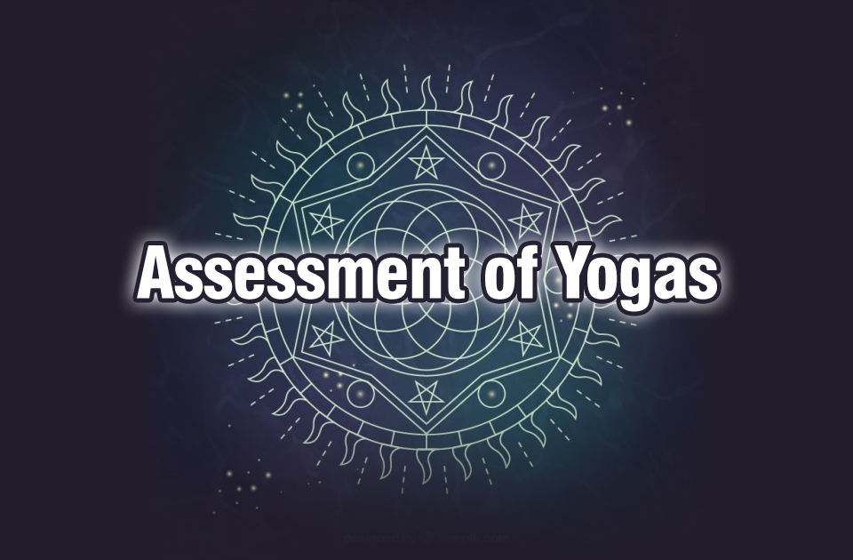 Assessment of Yogas