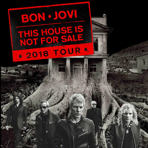 BON JOVI - This House Is Not For Sale (When We Were Us) [re-release +2] (2018) full