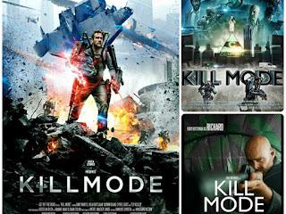 Hollywood Science Fiction Movie KILL MODE