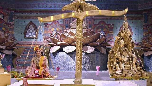 Radha Krishna: Star Bharat Radha Krishn - Session 4 E195 20th July 2021 Episode