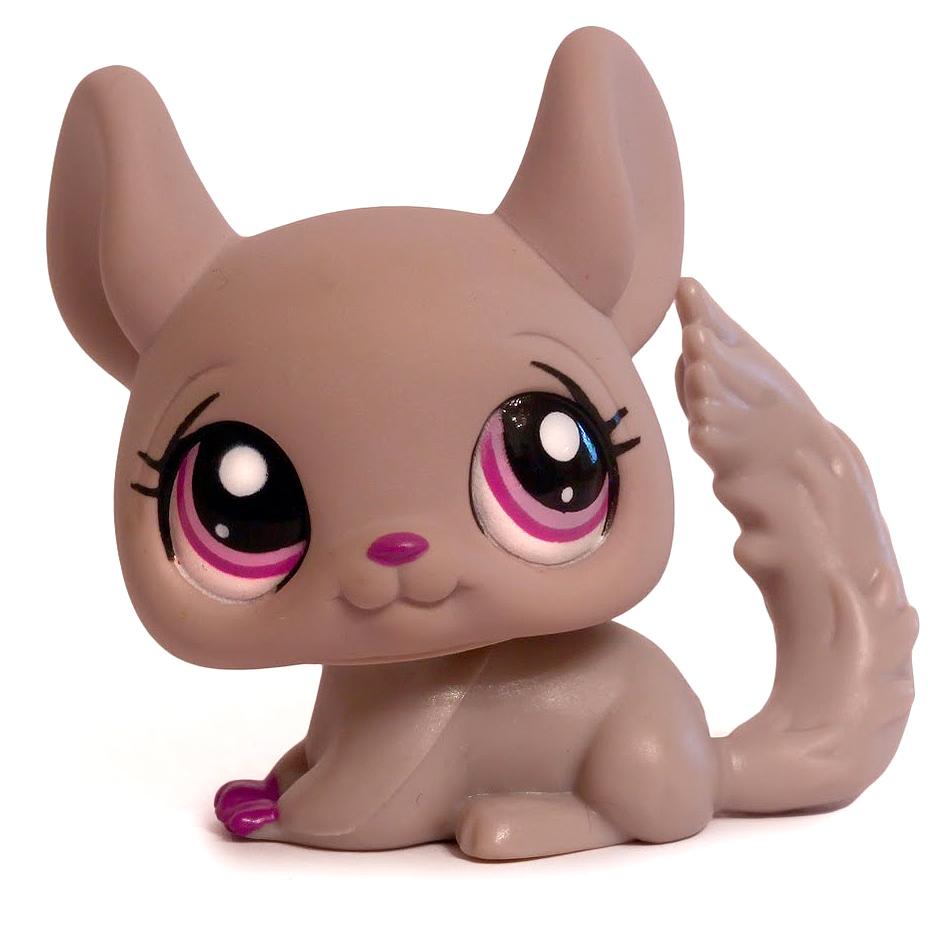 Lps Chinchilla Generation 3 Pets Lps Merch