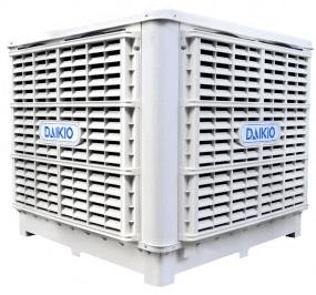 Nhà phân phối máy làm mát công nghiệp DAKIO