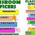 CLASSROOM OFFICERS Template (Free Download)