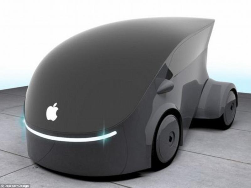 سيارة أبل ذاتية  القيادة  بحلول 2019 وطفرة فى انظمة الذكاء الصناعى