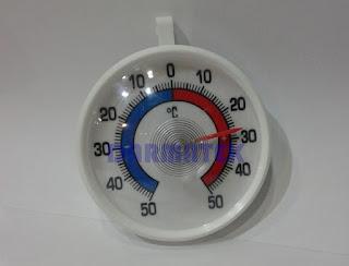 Darmatek Jual Thermometer Kulkas Bulat Analog