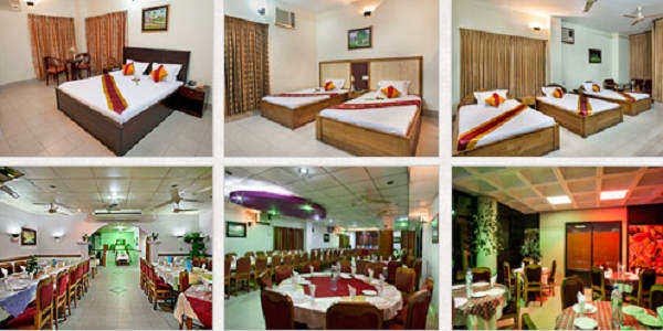 Room Tariffs of Hotel Supreme Sylhet