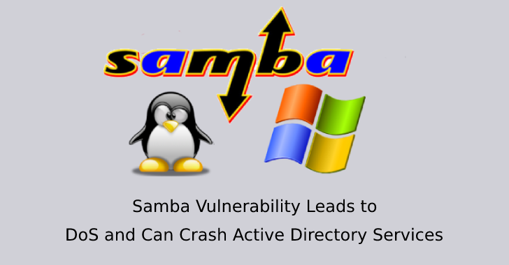 Samba Vulnerability  - Samba 2BVulnerability - Samba Vulnerability Leads to DoS and Active Directory Crash