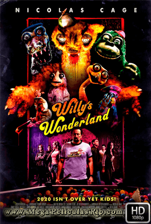 Willy's Wonderland [1080p] [Latino-Ingles] [MEGA]