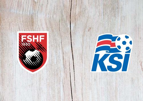 Albania vs Iceland -Highlights 10 September 2019