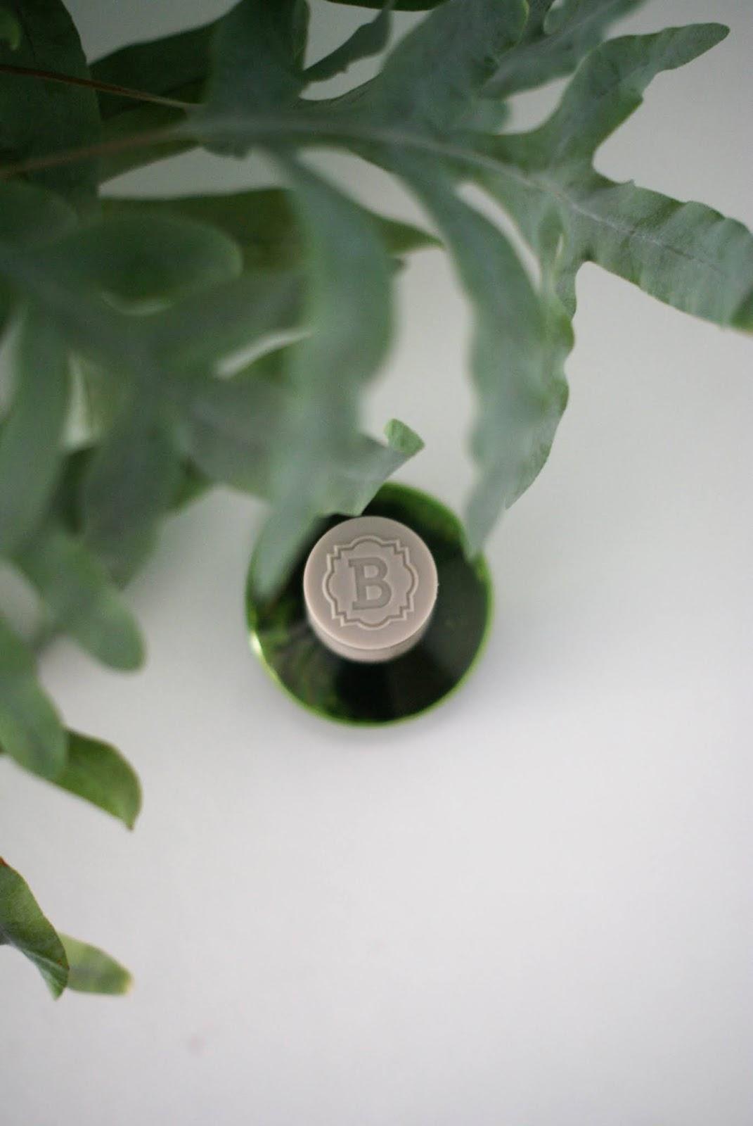 Soothing & Healing Green Tea. Blithe/ Maska typu Splash.